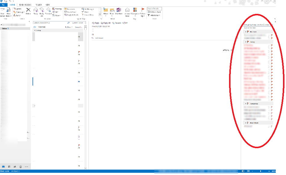 Outlook 2013 – Change To-Do List View | Things and Stuff Belonging ...